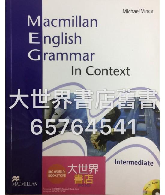 Macmillan English Grammar in Context Intermediate (Without key w/CD)