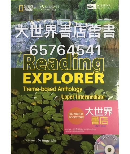 Reading Explorer Themebased Anthology (Upper Intermediate)2013