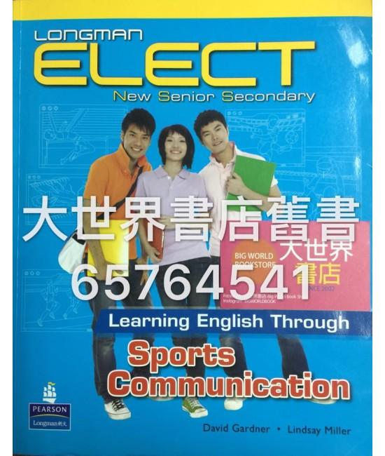 Longman Elect NSS Learning English Sports Communication
