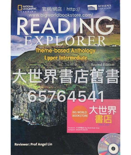 Reading Explorer Themebased Anthology (Upper Intermediate) (Second Edition)2017