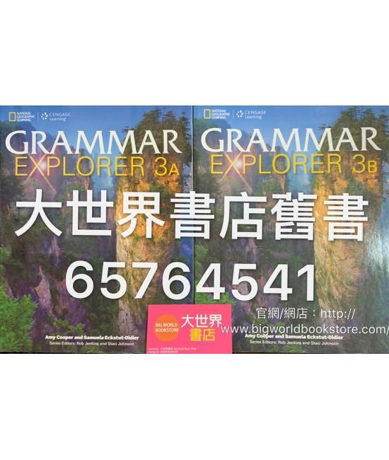 Grammar Explorer 3A/3B (2015)