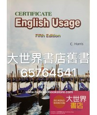 Certificate English Usage (With Answer Book) (Fifth Edition)2006