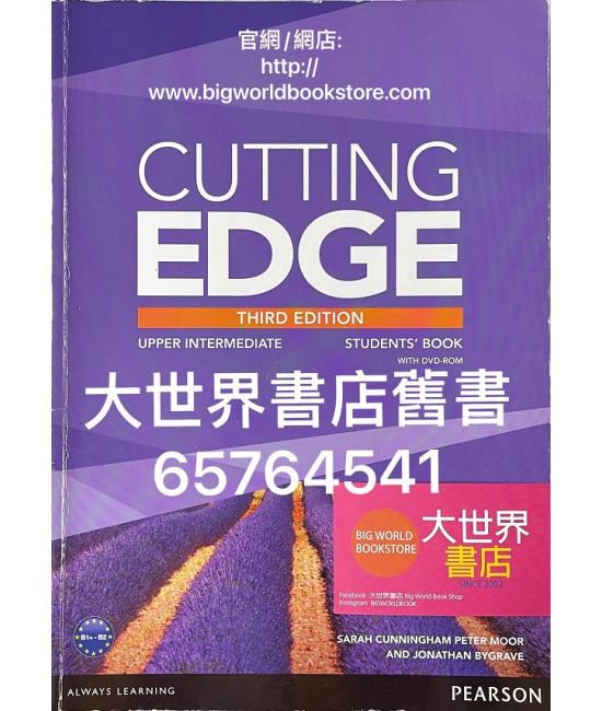 CUTTING EDGE (3E) Upper- Intermediate SB+DVD (2013)