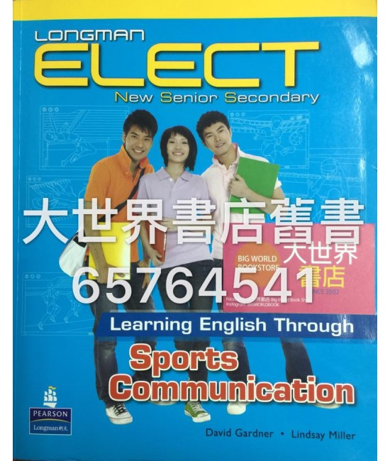 Longman Elect NSS Learning English Sports Communication