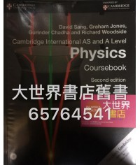 Cambridge I. AS & A Level Physics  Coursebook (2rd Edition)2014