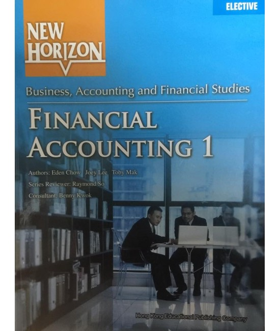 New Horizon Business, Accounting and Financial Studies: Financial Accounting 1