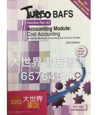 Turbo BAFS Elective Part A2 Accounting Module: Cost Accounting 2nd Edition 2014