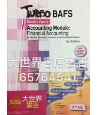 Turbo BAFS Elective Part A1 Accounting Module:  Financial Accounting 2nd Edition 2015