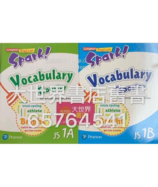 Longman English Spark Vocabulary Booster JS1 (2017)