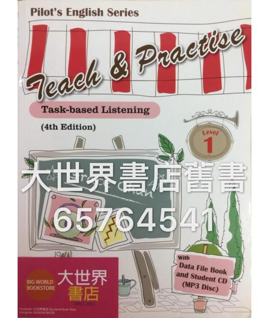 Teach & Practise – Task-based Listening 1 (4th Ed.)(2015)