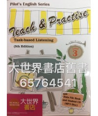 Teach & Practise – Task-based Listening 3 (5th Ed.)(2015)
