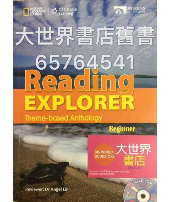 Reading Explorer Themebased Anthology (Beginner)2014
