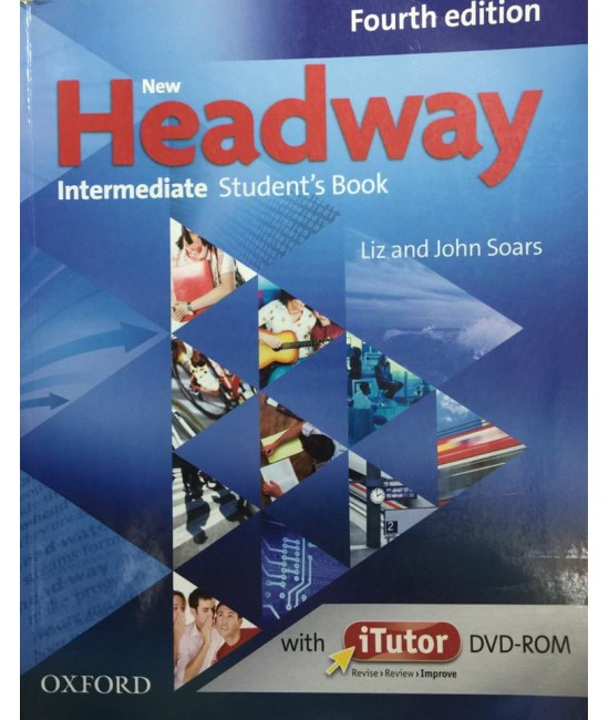 New Headway Intermediate Student's Book and iTutor (4 E)