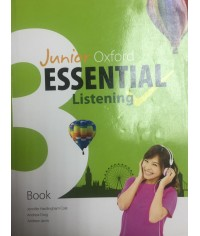 Junior Oxford ESSENTIAL Listening  Book 3(2015)