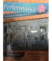 Performance ─  Task-based Listening Level 2 (3rd Ed.)