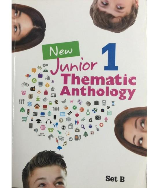 New Junior Thematic Anthology 1 Set B