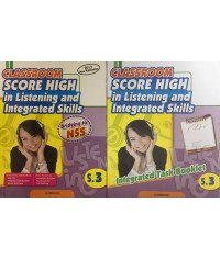 CLASSROOM Score High in Listening and Integrated Skills (S.3)