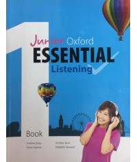 Junior Oxford ESSENTIAL  Listening  Book 1(2015)