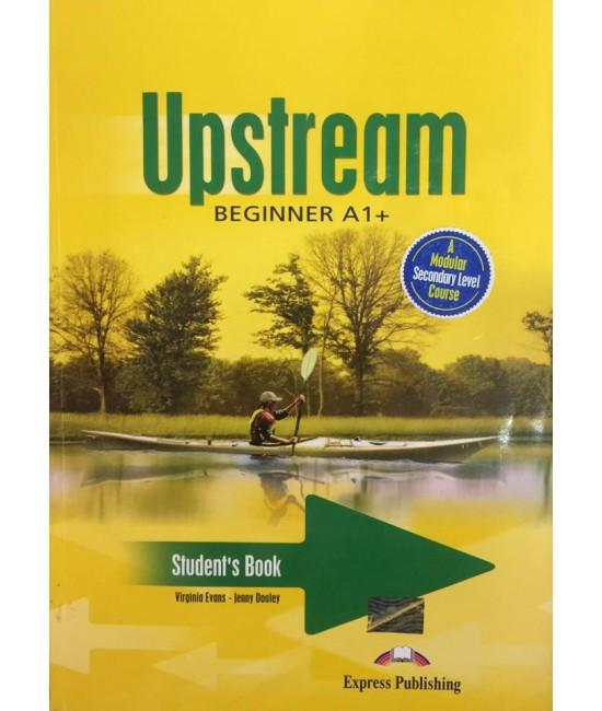 Upstream Beginner (SB+CD)