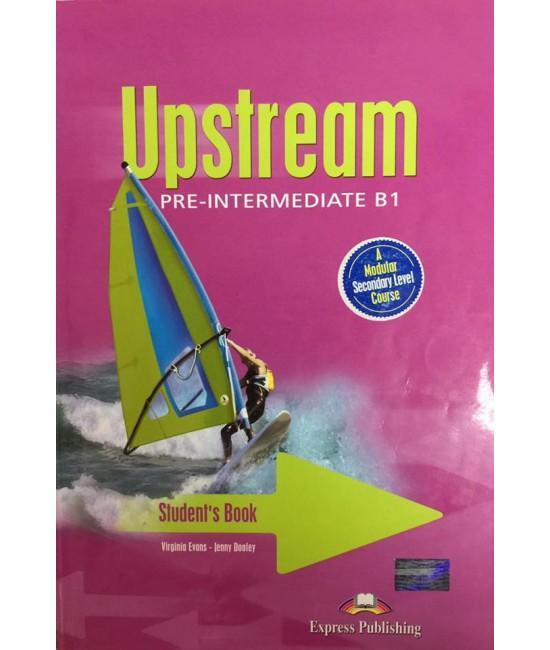 Upstream Pre-Intermediate (SB+CD)