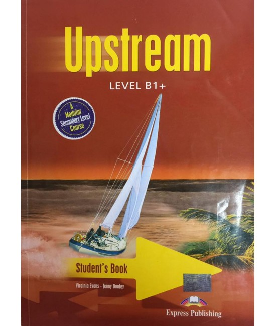 Upstream B1+ Student Book