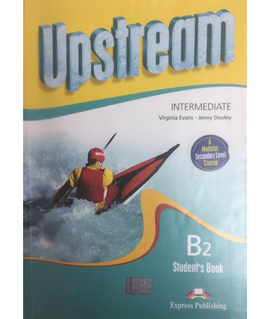 Upstream Intermediate (SB) New International Edition (2008)