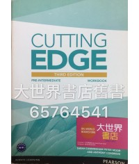 CUTTING EDGE (3E)  Pre- Intermediate WORKBOOK