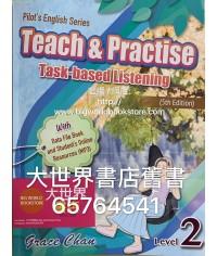 Teach & Practise – Task-based Listening 2 (5th Ed.)(2019)