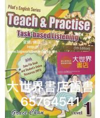 Teach & Practise – Task-based Listening 1 (5th Ed.)(2019)