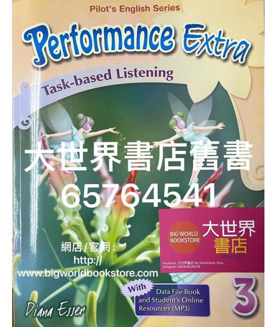 Performance Extra - Task-Based Listening 3 (2020)