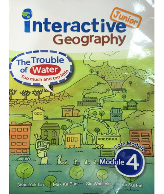 Junior Interactive Geography Module 4
