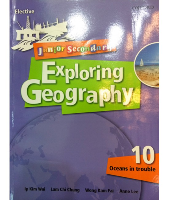 Junior Secondary Exploring Geography 10