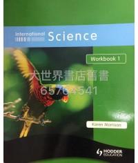 International Science Coursebook 1 Workbook